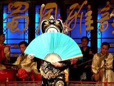 Sichuan Face Changing Opera, Chengdu