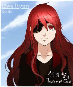 Hwa Ryun   Tower of God manga
