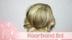 Haarband rol I #Kerstmis kapsel 2014 #3 Hair Videos, Make Up, Hairstyle, Long Hair Styles, Youtube, Beauty, Om, Fashion, Hair Job