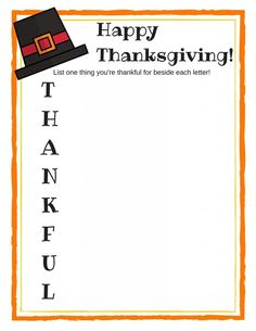 Kids getting antsy waiting for that turkey? Try a Thanksgiving FREE PRINTABLE acrostic poem! Help thankfulness flow with this fun poem your kids will love! Thanksgiving Writing, Thanksgiving Crafts, Classroom Activities, Preschool Themes, Classroom Setup, Toddler Activities, Acrostic Poem For Kids, Thankful Poems, Screen Time For Kids