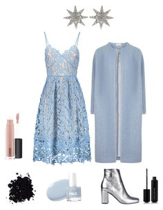 """New you"" by university-apples-books on Polyvore featuring мода, Yves Saint Laurent, Marc Jacobs, MAC Cosmetics и Bee Goddess"