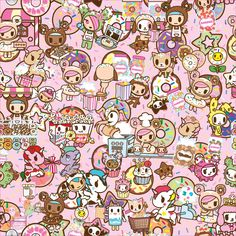 Check out this awesome collection of Tokidoki Unicorno wallpapers, with 49 Tokidoki Unicorno wallpaper pictures for your desktop, phone or tablet. Hello Kitty Wallpaper, Kawaii Wallpaper, Cute Wallpaper Backgrounds, Wallpaper Iphone Cute, Cute Wallpapers, Floral Backgrounds, Emoji Wallpaper, Pastel Wallpaper, Kawaii Doodles