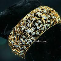Latest Indian Jewellery Designs: Diamond Bangles