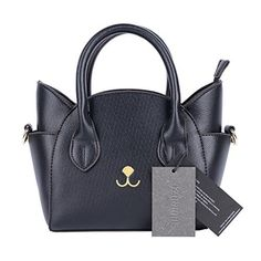 New Trending Shoulder Bags: QZUnique Womens Summer Fashion Top Handle Cute Cat Cross Body Shoulder Bag Black. QZUnique Women's Summer Fashion Top Handle Cute Cat Cross Body Shoulder Bag Black  Special Offer: $20.49  288 Reviews To see more similar products, please click the brand name QZUnique or browse in our store Global Best Discount. Material: High Quality PU Leather This bag is...