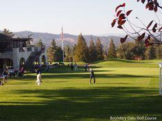 Boundary Oaks Golf Course