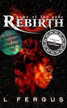 Holo AND Iron Lace Awards Winner. Now available on Kindle Scout for NOMINATION. If   Rebirth gets a publishing contract, YOU get a free advanced edition.