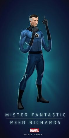 Mr Fantastic