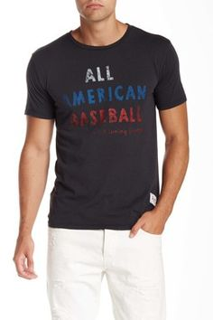 7th Inning Stretch All American Graphic Tee