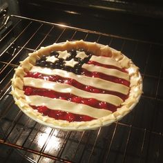 4th of July | Forth of July Pie