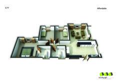 Affordable Unit ,77. Go to website: bit.ly/1hcfKVn #affordablehousing #property #developments
