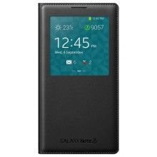 Custodia Galaxy Note 3 S View - Jet Originale Nero  € 49,99