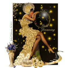 """""""Gold Dreaming"""" by judymjohnson on Polyvore"""