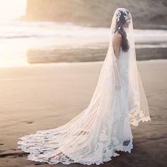 2015 Boho Bridal Veils: We've got you Covered