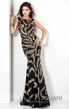 Jovani 9686 Dress - MissesDressy (Available at www.missesdressy.com)