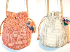 Bags of style. Ethical fashion on Indigo Bazaar. These gorgeous bags are handwoven and sewn in Guatemala