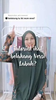 Pashmina Hijab Tutorial, Hijab Style Tutorial, Hijabi Girl, Kerchief, Mode Hijab, Hijabs, Cute Cartoon, Hijab Fashion, Islam