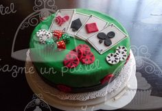 Pocker night cake!!! Seguinos en facebook...