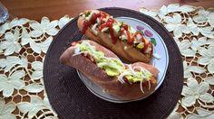 Co dziś na obiad?  Hot-dog  Hot-dog fit