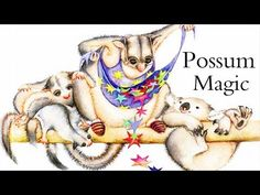 What does Possum Magic by Mem Fox have to do with computational thinking and digital technologies? Possum Magic by Mem Fox is a story abo. Literacy Activities, Activities For Kids, Possum Magic, Computational Thinking, Australian Animals, Reading Challenge, Kindergarten Reading, Teaching Materials, Digital Technology