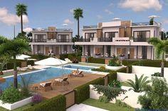 Stadthäuser mit 3 Schlafzimmern in Lo Marabu  Details zum #Immobilienangebot unter https://www.immobilienanzeigen24.com/spanien/comunidad-valenciana/03170-rojales/Stadthaus-kaufen/19843:-5810602:0:mr2.html  #Immobilien #Immobilienportal #Rojales #Haus #Stadthaus #Spanien