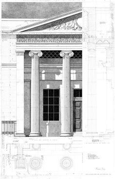 Portico - Hanover Lodge