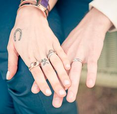 Pamela Love's Wedding Jewelry <3