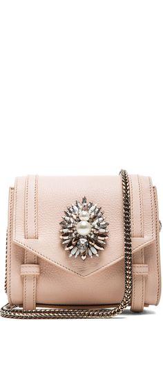 SHOUROUK Small Daktari Handbag in Nude LOOKandLOVEwithLOLO  Fabulous  designer Shoes and bags! Designer Totes f3020c4c2dbf1