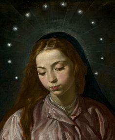 Diego Velázquez Pinturas para los carmelitas calzados de Sevilla (detalles), 1618-1619 La Galería Nacional de Londres