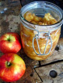 Zürichsystrarnas mat: Rårörda äpplen med kanel