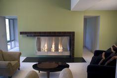 Macassar Ebony Fireplace Mantle