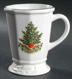 PfaltzgraffChristmas Heritage, Pedestal Mug, $17.99 at Replacements, Ltd