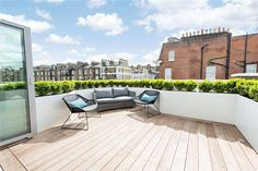 http://www.johndwood.co.uk/property-for-sale/  Spoilt for choice with two fabulous roof terraces, one of which is entirely dedicated to dining with a built in BBQ, this wonderful 3rd floor flat benefits from spacious entertaining space and a triple aspect with lovely views over beautifully kept communal gardens from the bedrooms and over roof tops from the reception rooms & terraces.   Cornwall Gardens is situated just north of the Cromwell Road and east of Gloucester Road, only a few ...