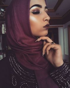 hijabi look #hijab #hijabmkaeup