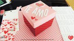 caixa surpresa para o namorado