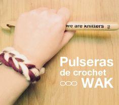 Wool bracelet