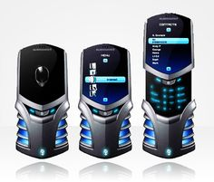 Cool Cell Phones | ... cool-looking cell phones so hitching a ride with recent acquisition