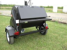 BBQ Smoker Trailer Pits: Beginners Guide To BBQ Smoker Trailer Pits And Grills