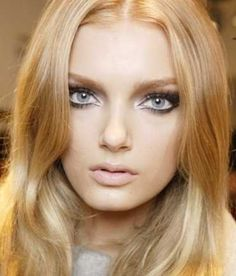 Eye-makeup for Blue Eyes