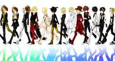 Ruki's fanart