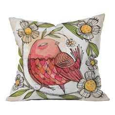 I pinned this Not A Turkey Pillow by Cori Dantini from the Cori Dantini event at Joss and Main!