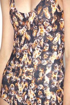 BEE SWIMSUIT by BlackMilk