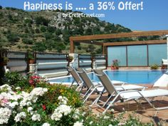 Best Summer Offer ..... 36% OFF! ... special weekly offer during April 2014 at our Falasarna Villas! Book Now : http://www.cretetravel.com/hotel/falasarna-villas/