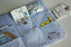 Fabric Sewing Folder | Flickr - Photo Sharing!