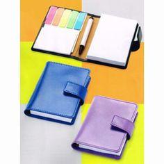 Bloc de notas de bolsillo con notas adhesivas