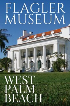 West Palm Beach is home to many mansions from the Gilded age. Great Whitehall now the Flagler Museum, our number one things to do in West Palm Beach. Built by Henry Flagler, the visionary and pioneer of the Florida travel industry. Who built the Florida East Cost railroad. Other West Palm Beach attractions from the Gilded age include the Breakers resort hotel. With so many West Palm beach activities to choose from.