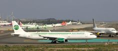 Canary Islands Spotting....Spotter: D-ASTE Germania Airbus A321-211   Gran Canaria Spo...