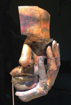 Matteo Baroni (Florence, 1977) is an Italian artist. His work revolves around different sculpture forms, focusing on the recycling of scrap metal.