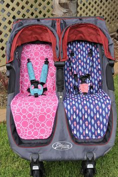 City Mini GT DOUBLE Pram Liner Pattern/ Pdf Sewing Pattern for Baby Jogger City Mini Gt Double Pram/Stroller by Muffyduckdesign on Etsy