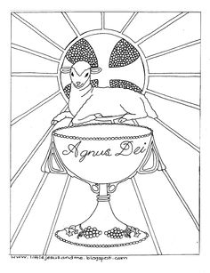 Little Jesus and Me: Coloring Pages - amazing coloring pages to print.