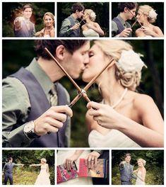 Magical harry potter wedding ideas 33